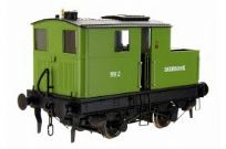 "Dapol 7S-005-006 Sentinel 2 ""Isebrook"" in GWR light green"